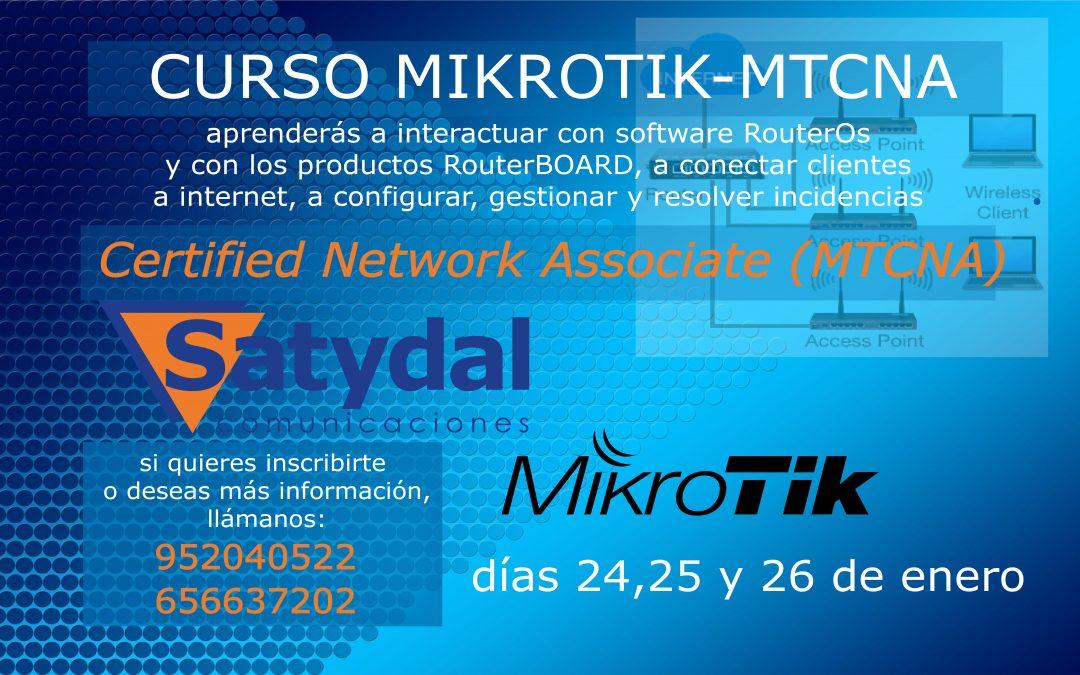 CURSO MIKROTIK-MTCNA-SATYDAL